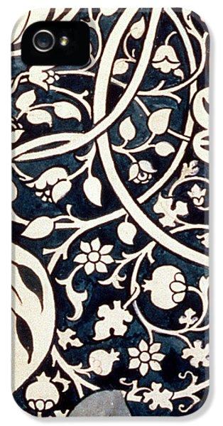 Detail Design For Avon Chintz IPhone 5 Case by William Morris