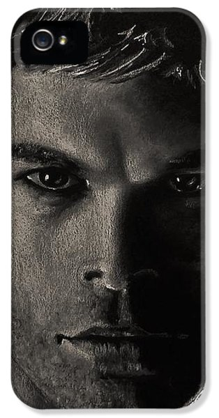 Dexter IPhone 5 Case by Yana Gifford