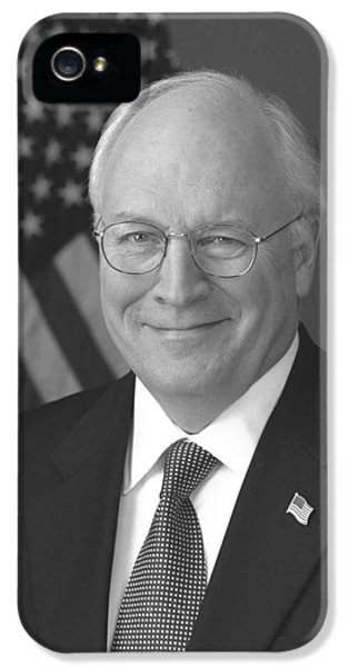 Dick Cheney IPhone 5 Case by War Is Hell Store