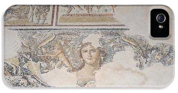 Dionysus Mosaic Mona Lisa Of The Galilee IPhone 5 Case