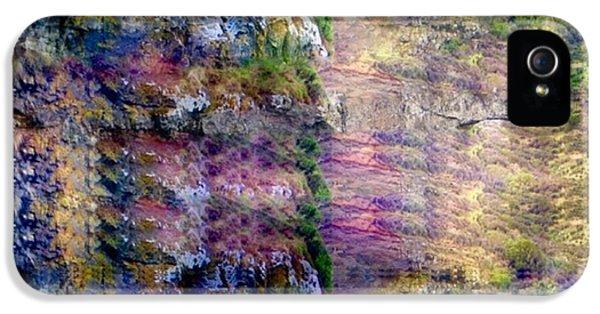 Edit iPhone 5 Case - Dissociation  by Ryan Tuck
