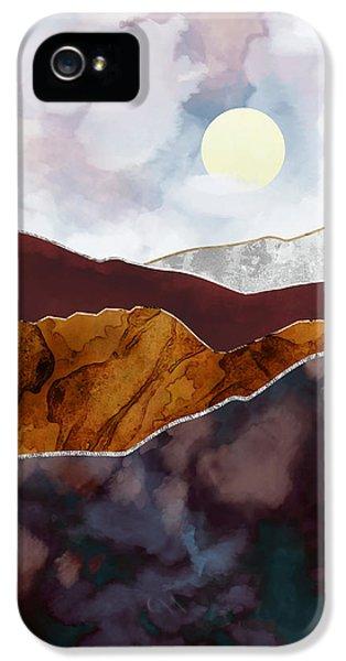 Landscapes iPhone 5 Case - Distant Light by Katherine Smit