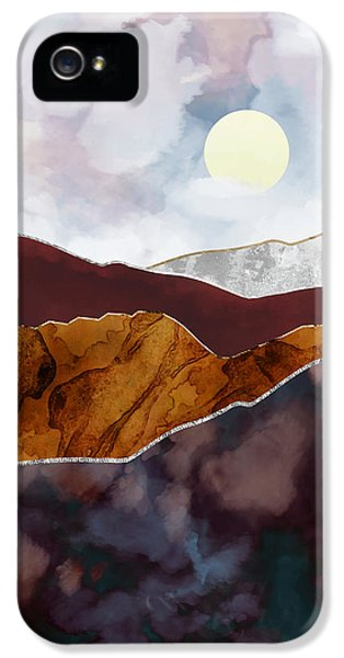 Landscapes iPhone 5 Case - Distant Light by Katherine Smit
