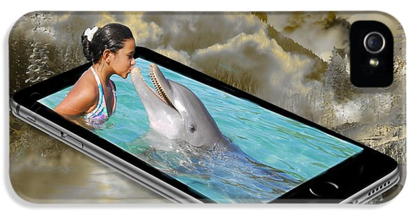 Dolphin Experience IPhone 5 Case