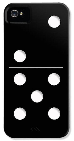 Domino Case IPhone 5 Case by Nicklas Gustafsson