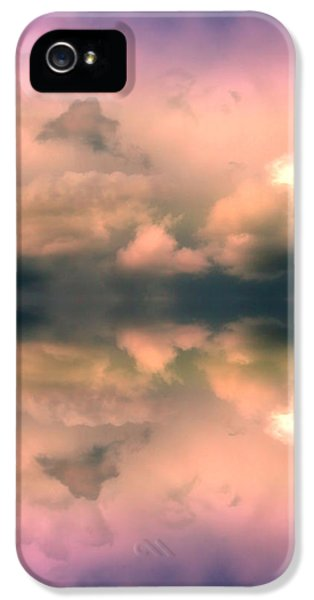 Breathe iPhone 5 Case - Don't Forget To Breathe by Tara Turner