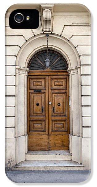 Doors Of The World 4 IPhone 5 Case