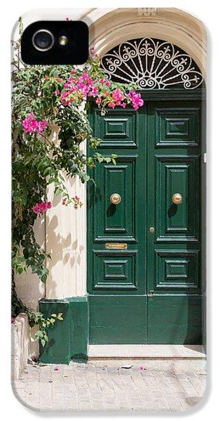 Doors Of The World 84 IPhone 5 Case by Sotiris Filippou