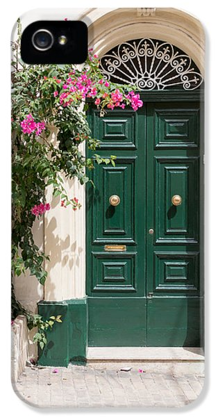 Doors Of The World 84 IPhone 5 / 5s Case by Sotiris Filippou