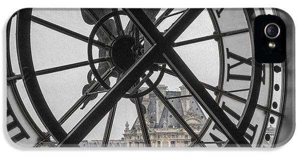 D'orsay Clock Paris IPhone 5 Case