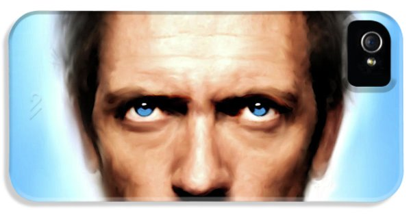 Dr Gregory House  IPhone 5 Case
