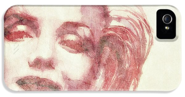 Dream A Little Dream Of Me IPhone 5 / 5s Case by Paul Lovering