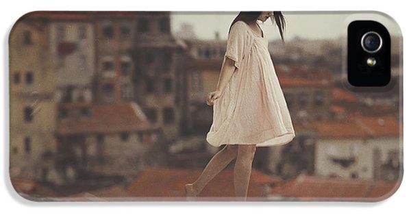 Dreams In Old Porto IPhone 5 Case by Anka Zhuravleva