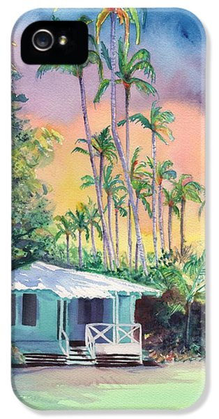 Dreams Of Kauai IPhone 5 Case by Marionette Taboniar