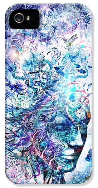 Dreams Of Unity IPhone 5 Case by Cameron Gray