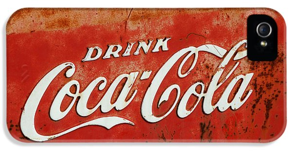 Drink Coca Cola  IPhone 5 Case