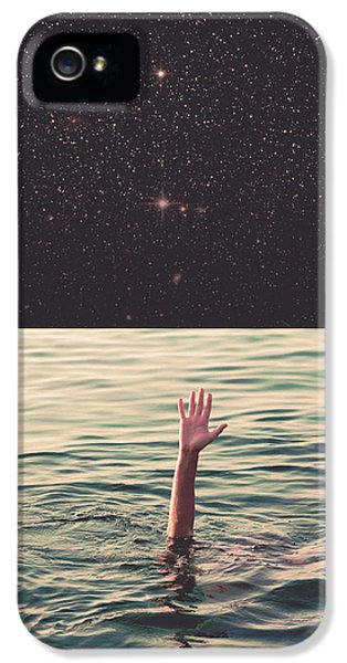 Drowned In Space IPhone 5 Case by Fran Rodriguez