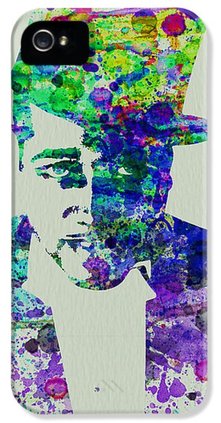 Saxophone iPhone 5 Case - Duke Ellington by Naxart Studio