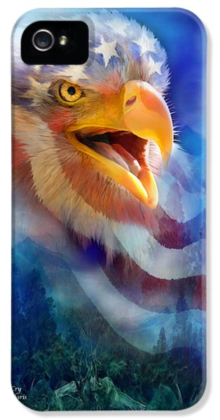 Eagle's Cry IPhone 5 Case