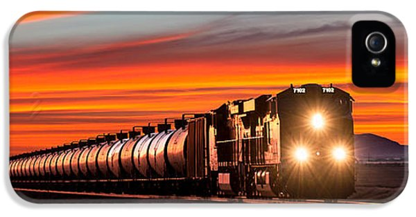 Early Morning Haul IPhone 5 / 5s Case by Todd Klassy