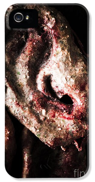 Ears And Meat Hooks  IPhone 5 Case by Jorgo Photography - Wall Art Gallery