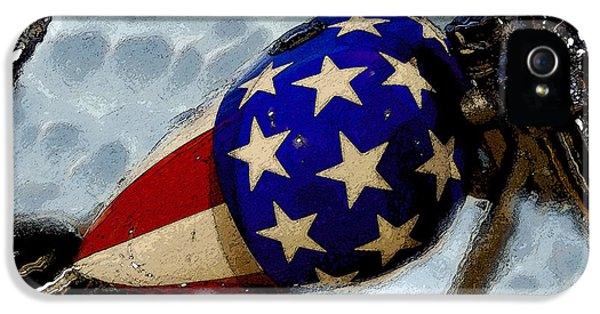 Easy Rider IPhone 5 Case by David Lee Thompson