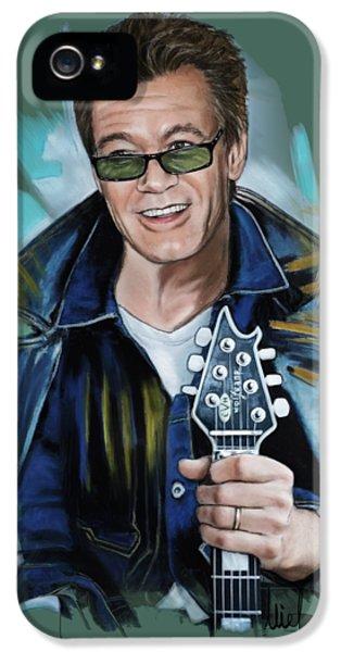 Eddie Van Halen IPhone 5 Case