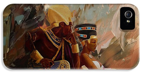 Egyptian Culture 44b IPhone 5 Case