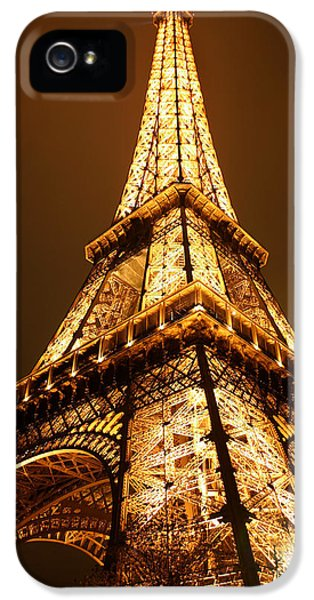 Eiffel IPhone 5 Case by Skip Hunt