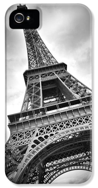 Eiffel Tower Dynamic IPhone 5 Case by Melanie Viola