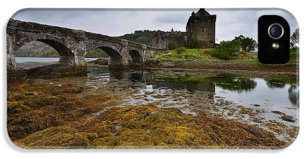 Castle iPhone 5 Case - Eilean Donan Castle by Smart Aviation