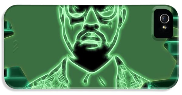 Electric Kanye West Graphic IPhone 5 / 5s Case by Dan Sproul