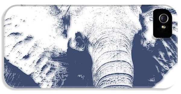 Elephant 4 IPhone 5 / 5s Case by Joe Hamilton