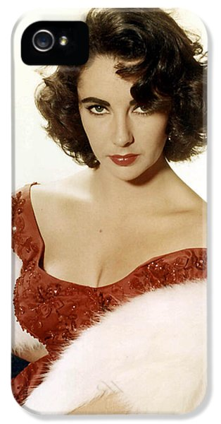 Elizabeth Taylor IPhone 5 Case