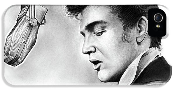 Elvis Presley IPhone 5 Case