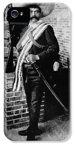 Emiliano Zapata IPhone 5 Case by American School