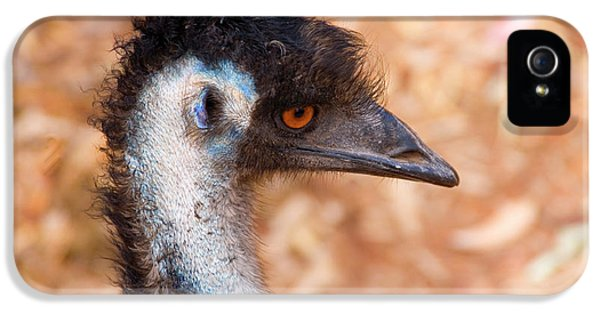 Emu Profile IPhone 5 / 5s Case by Mike  Dawson