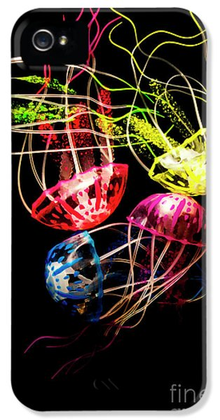 Entwined In Interconnectivity IPhone 5 Case