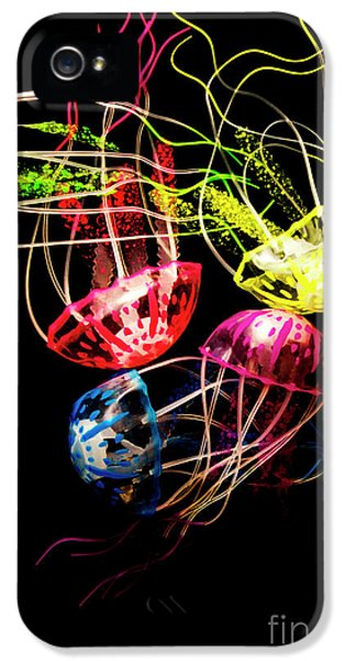 Entwined In Interconnectivity IPhone 5 Case by Jorgo Photography - Wall Art Gallery