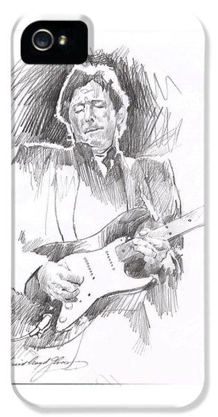 Eric Clapton Blackie IPhone 5 Case