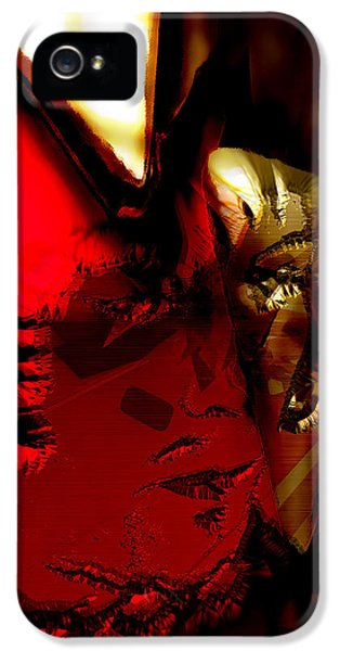 Eric Clapton Cream Collection IPhone 5 / 5s Case by Marvin Blaine
