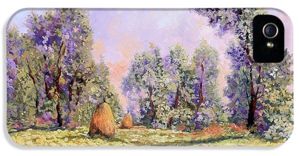 Impressionism iPhone 5 Case - Esercizi Impressionisti by Guido Borelli