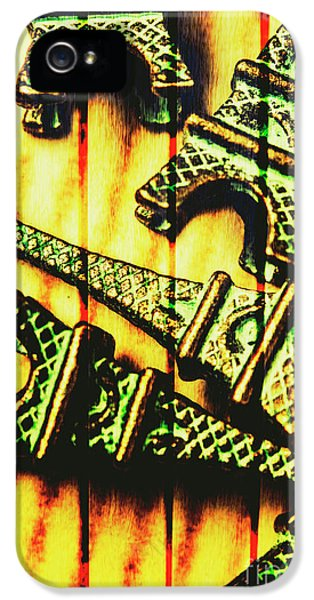 French iPhone 5 Case - European Wall Art by Jorgo Photography - Wall Art Gallery