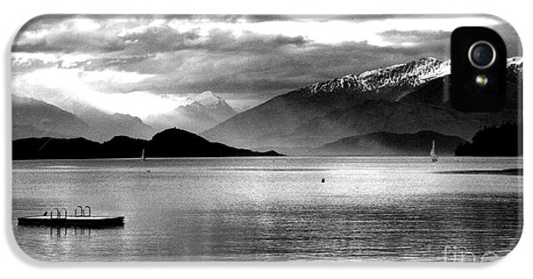Evening At Wanaka IPhone 5 Case