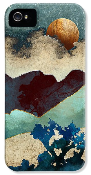 Landscapes iPhone 5 Case - Evening Calm by Spacefrog Designs
