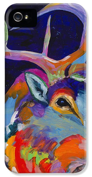 Evening Sounds IPhone 5 Case by Tracy Miller