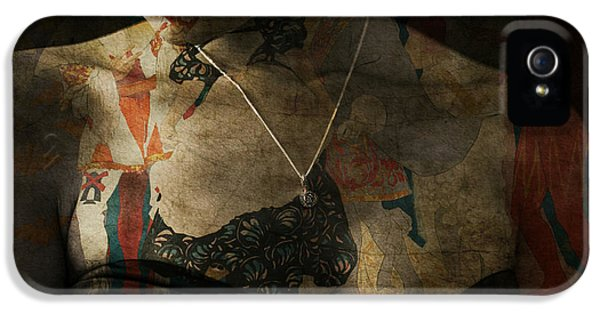 Every Picture Tells A Story IPhone 5 Case by Paul Lovering