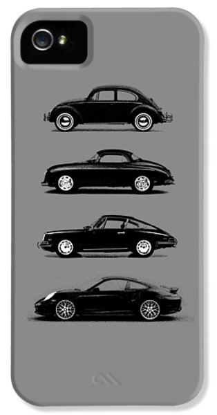 Beetle iPhone 5 Case - Evolution by Mark Rogan