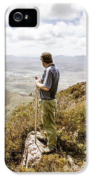 Explore Tasmania IPhone 5 Case by Jorgo Photography - Wall Art Gallery