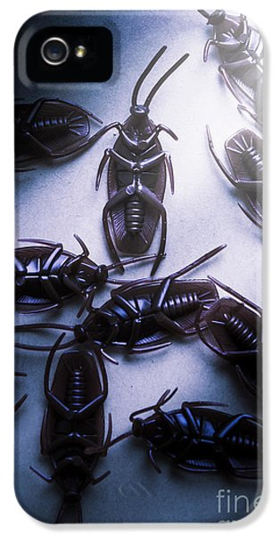 Extermination IPhone 5 Case by Jorgo Photography - Wall Art Gallery